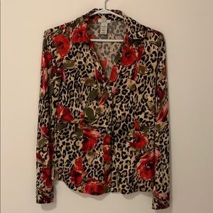CACHE BLOUSE (size extra small)